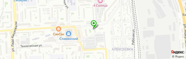 Центр дополнительного профессионального образования Безопасность-К — схема проезда на карте