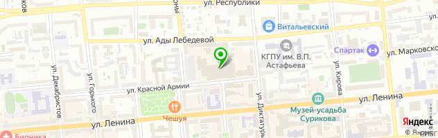 Приват-клуб Zanoza — схема проезда на карте