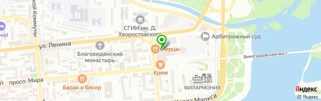 "Центр кадровых решений ""NORD-Рекрутинг"" — схема проезда на карте"