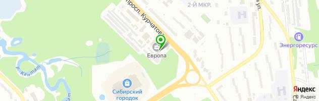 Издательско-полиграфический центр Копирка — схема проезда на карте