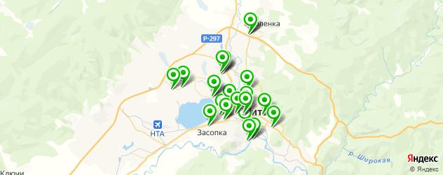 авторазборки на карте Читы