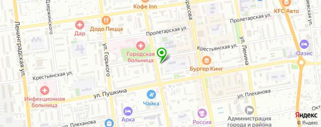 изготовления ключей на карте Уссурийска