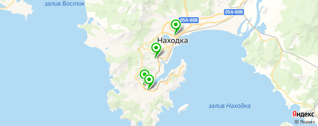 ортопедические магазины на карте Находки