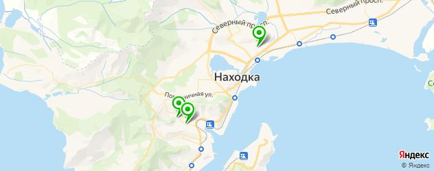 художественные школы на карте Находки