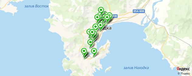 агентства праздников на карте Находки