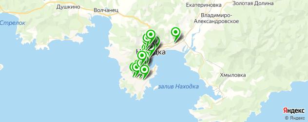 аптеки на карте Находки