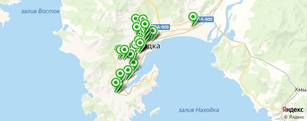 компьютерные помощи на карте Находки