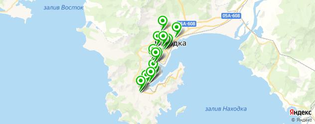 пирсинги салон на карте Находки