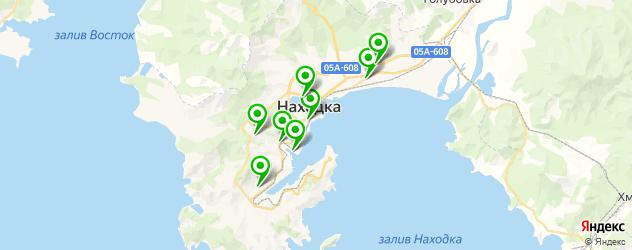русские рестораны на карте Находки