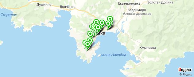 мебельные мастерские на карте Находки