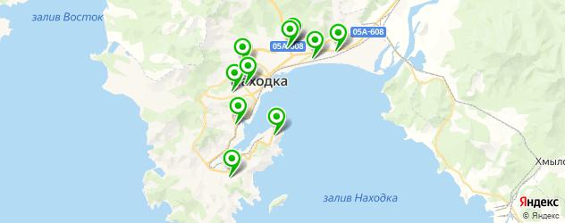 тюнинги-магазины на карте Находки