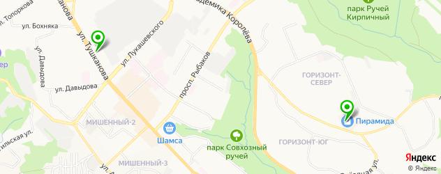 свадебные агентства на карте Петропавловска-Камчатского