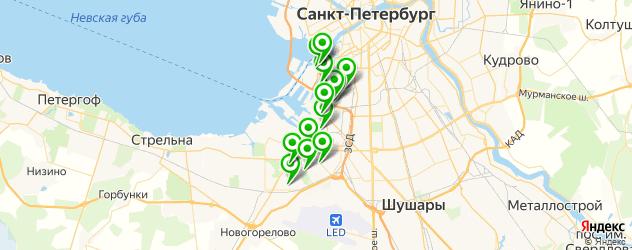 где пройти медкомиссию на карте Кировского района