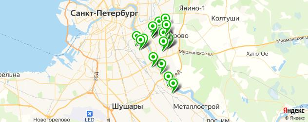 замена батареек в часах на карте Невского района