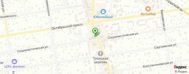 пекарни на карте Всеволожска