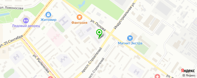автошкола для женщин на карте Киселевки