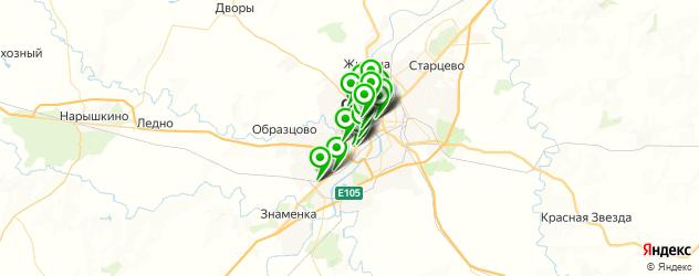 центры косметологии на карте Орла