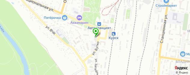 терминалы оплаты на карте Курска