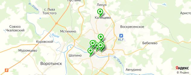 СПА салон на карте Калуги