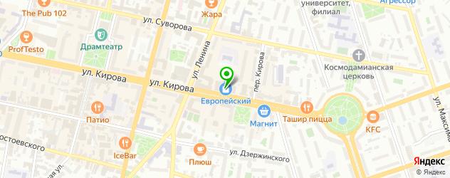 где купить парик на карте Калуги