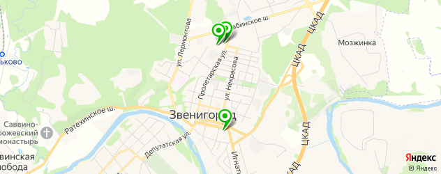 татуаж глаз на карте Звенигорода