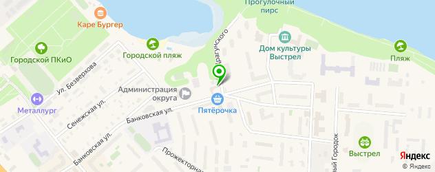 сервисы кондиционеров на карте Солнечногорска