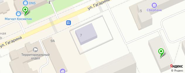 восстановление информации на карте Дедовска