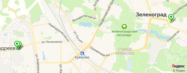 тату салон на карте Зеленограда
