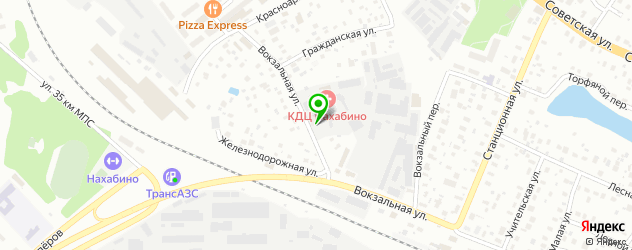 сервисы кондиционеров на карте Нахабино
