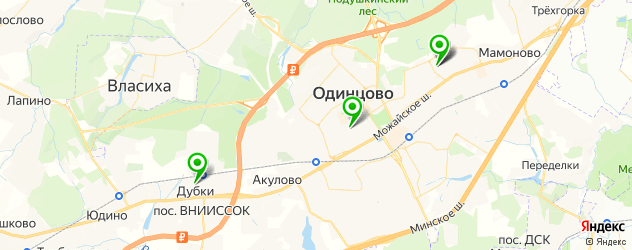 ремонт матрицы телевизора на карте Одинцово
