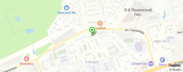 свадебные агентства на карте Одинцовского