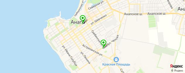 ювелирные мастерские на карте Анапы