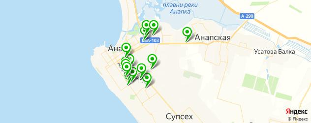 обслуживание кондиционеров на карте Анапы