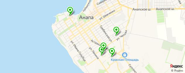 центры эстетической медицины на карте Анапы