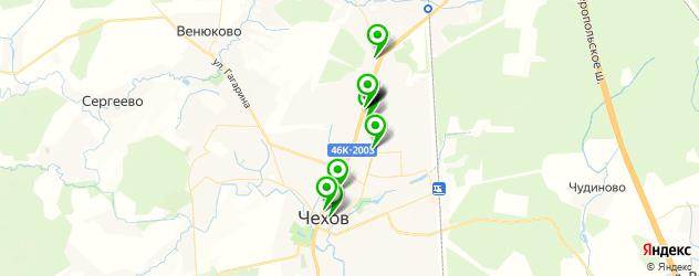 мебельные мастерские на карте Чехова