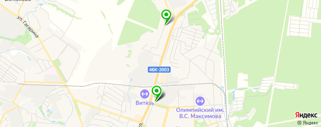 фотостудии на карте Чехова