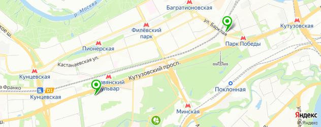 Печать фото на кутузовском проспекте