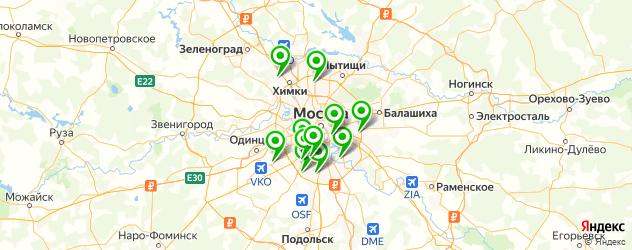 автошкола для граждан СНГ на карте Москвы