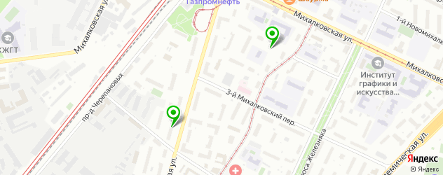 сервисные центры Индезит на карте района Коптево