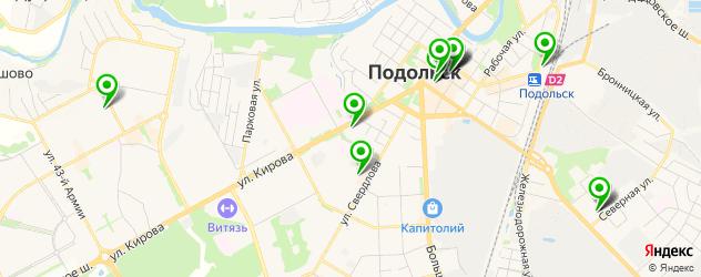 свадебные агентства на карте Подольска