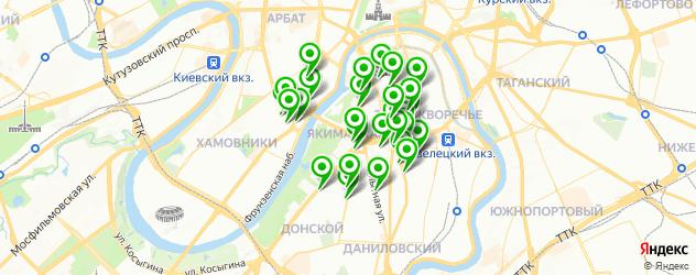 центры косметологии на карте метро Октябрьская