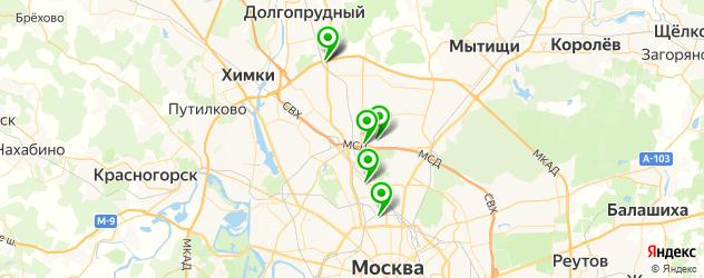 ремонт брелков автосигнализации на карте СВАО
