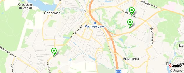 изготовления ключей на карте Видного