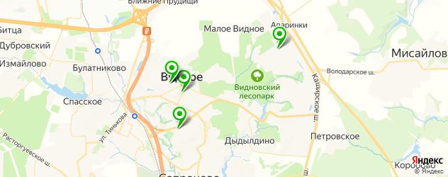 мебельные мастерские на карте Видного