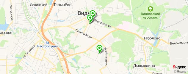 замена аккумулятора смартфона на карте Видного