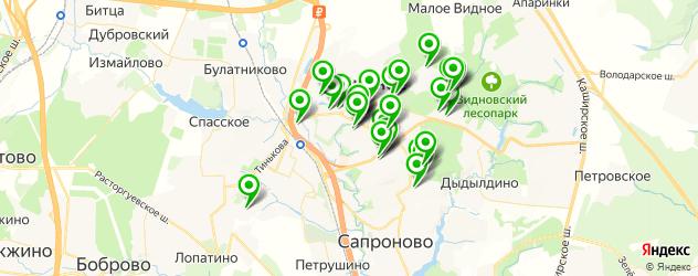 Здоровье на карте Видного