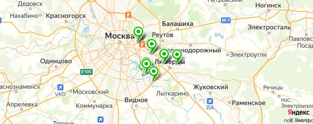 Замена стекла Самсунг на карте ЮВАО