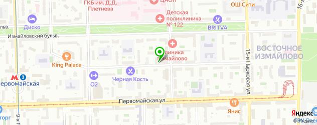 обучение игре на гуслях на карте Москвы
