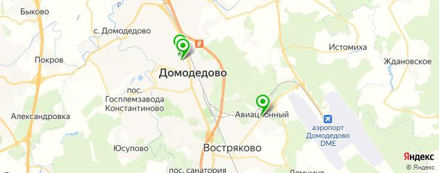 художественные мастерские на карте Домодедово