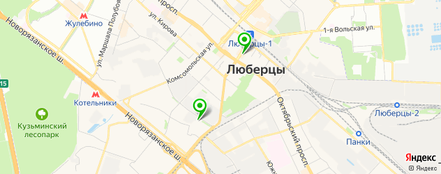 ремонт варочных панелей на карте Смирновской улицы
